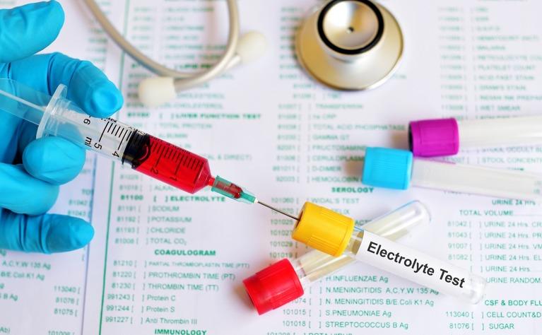 Eloctrolyte