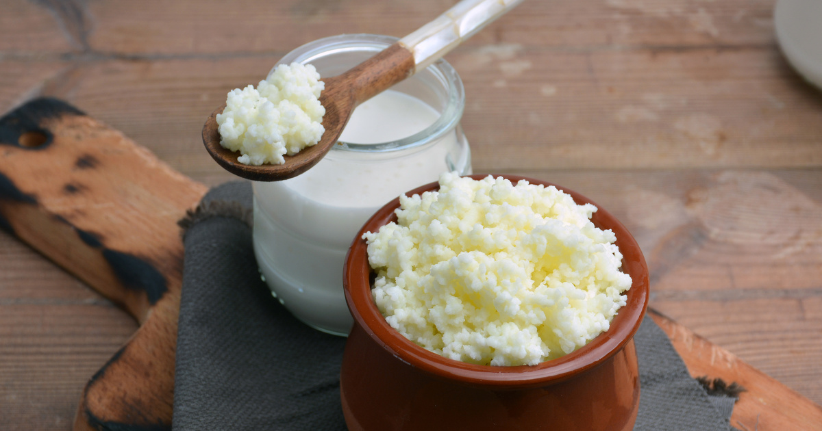 Kefir for Crohn's disease and ulcerative colitis